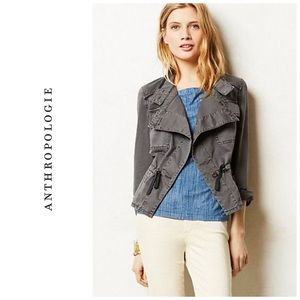 Anthropologie Hei Hei Utility jacket
